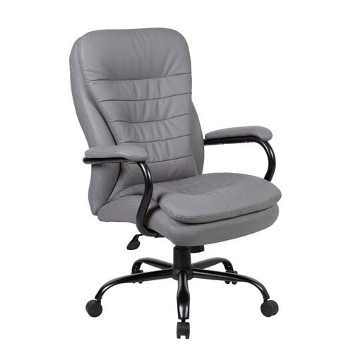 Presidential Seating Boss Heavy Duty Double Plush Caressoft Plus Chair