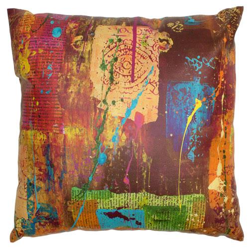 India by Gita Pillow