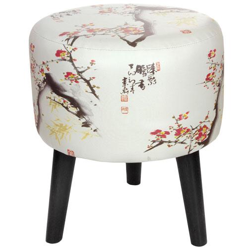 Cherry Blossom Stool
