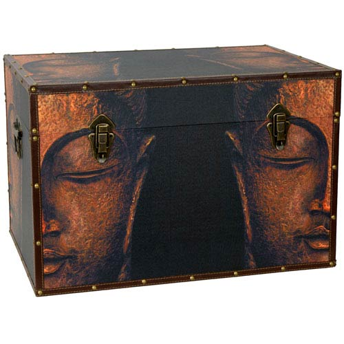 Buddha Storage Trunk