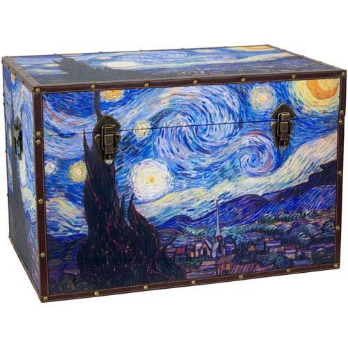 Van Gogh Starry Night Trunk