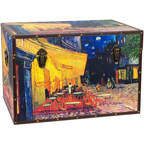 Van Gogh Cafe Terrace Trunk