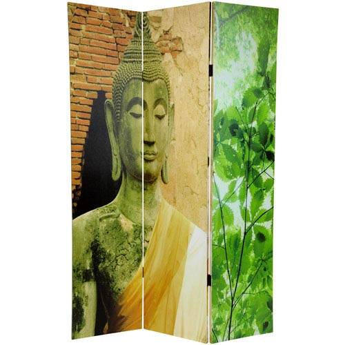 Buddha Room Divider Bellacor