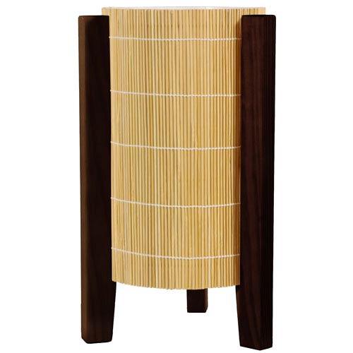13-inch Kago Lamp - Walnut