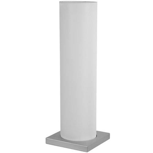 19-inch Oliva Shoji Lamp - Silver