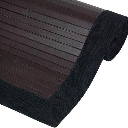 Bamboo Rug - Mocha - 2 x 3