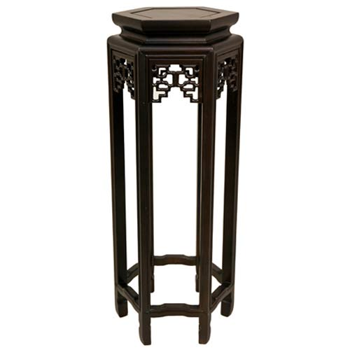 28-Inch Hexagon Plant Stand