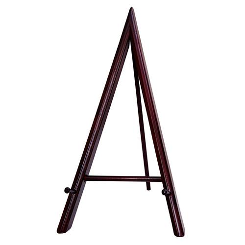 Oriental Furniture Brown 19-Inch High Rosewood Art Easel