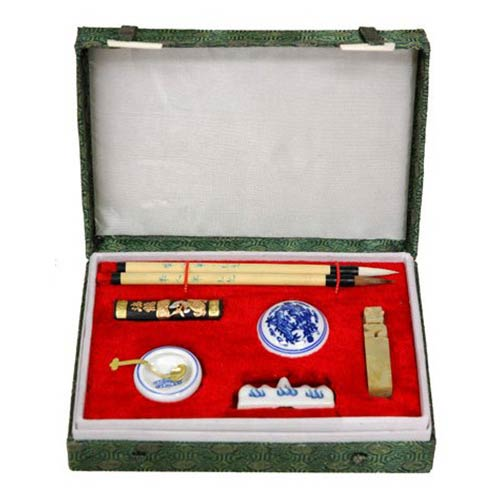 Multi-Colored Calligraphy Writing Set