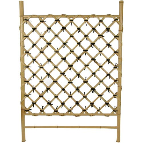 decor split bamboo fencing outdoor decorations.htm oriental furniture bamboo fence door   width 29 5 inches wd04 1  bamboo fence door   width 29 5 inches