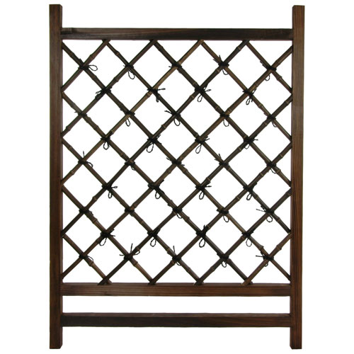 Bamboo Fence Door, Width - 29.5 Inches