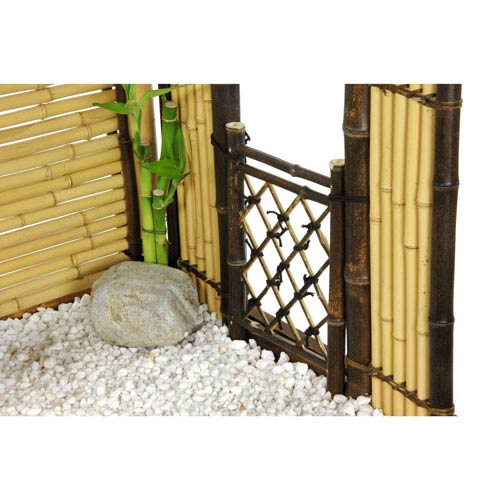 decorative gate in bamboo fence stock image image of.htm oriental furniture zen bamboo mini garden  width 27 5 inches  oriental furniture zen bamboo mini