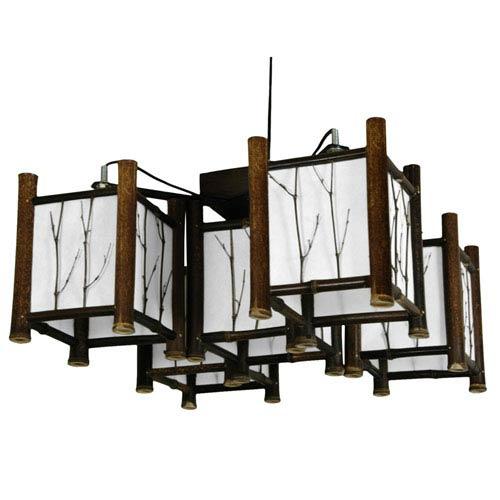 Watashi Japanese Hanging Lantern