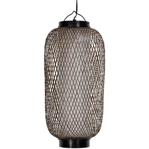 19-inch Kirosawa Japanese Hanging Lantern