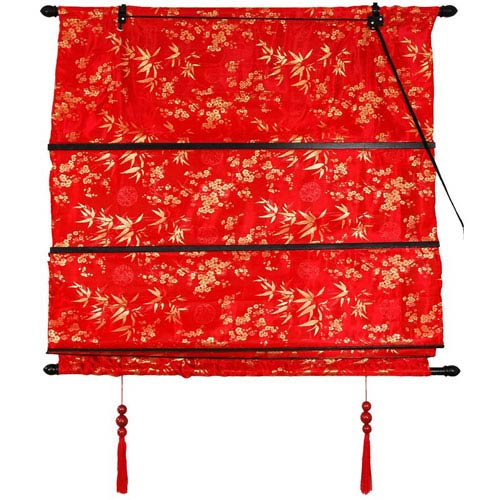 36 inch blinds redi shade oriental furniture shang hai tan blinds red 36 inchx72 inch width inches