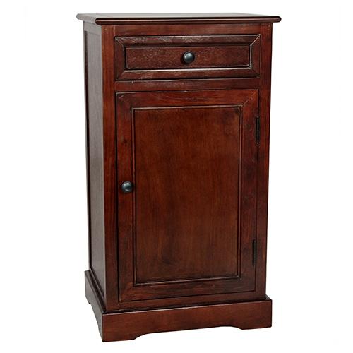 Brown Classic Design Nightstand