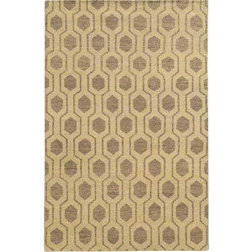 Tommy Bahama Area Rugs Maddox 56505 Beige and Stone Rectangular: 5 Ft. x 8 Ft. Rug