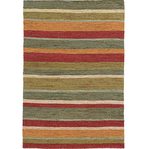 Tommy Bahama Area Rugs Valencia 57706 Multi-Color Rectangular: 5 Ft. x 8 Ft. Rug