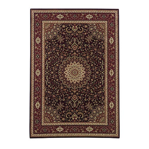 Oriental Weavers Ariana Brown Rectangle: 5 ft. 3 in. x 7 ft. 9 in. Rug