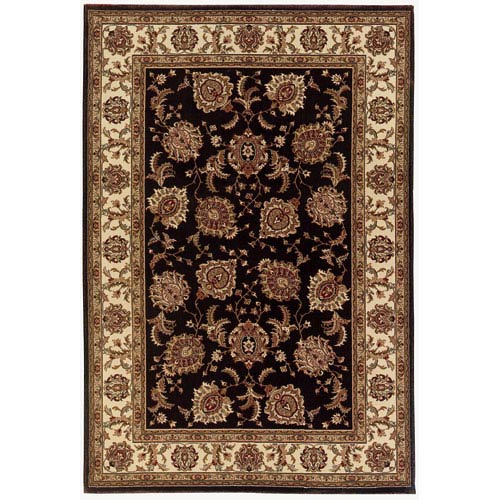 Ariana Brown Square: 8 ft. x 8 ft. Rug