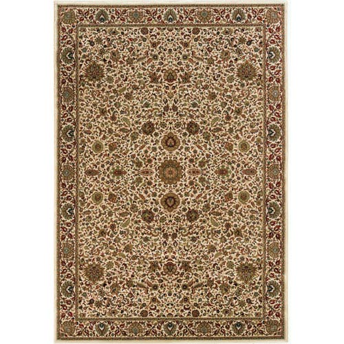 Ariana Beige Rectangle: 5 ft. 3 in. x 7 ft. 9 in. Rug