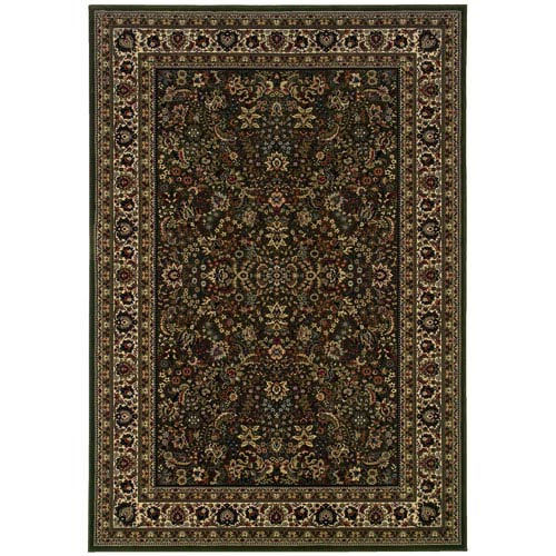 Ariana Green Rectangle: 5 ft. 3 in. x 7 ft. 9 in. Rug