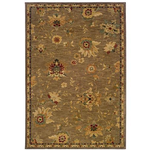 Oriental Weavers Infinity Rectangular: 5 Ft. 3 In. x 7 Ft. 6 In. Rug