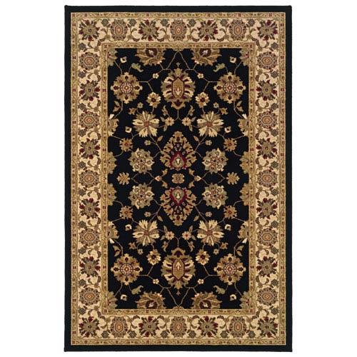 Oriental Weavers Knightsbridge Rectangular: 5 Ft. 3 In. x 7 Ft. 9 In. Rug