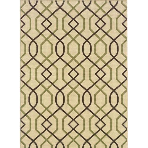Oriental Weavers Montego Rectangular: 5 Ft. 3 In. x 7 Ft. 6 In. Rug