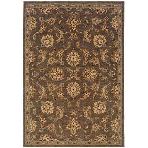 Oriental Weavers Salerno Rectangular: 5 Ft. 3 In. x 7 Ft. 6 In. Rug