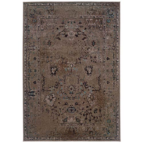 Oriental Weavers Revival Rectangular: 5 Ft. 3 In. x 7 Ft. 6 In. Rug