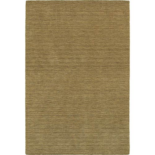 Oriental Weavers Aniston Gold Rectangular: 6 Ft. x 9 Ft.  Rug