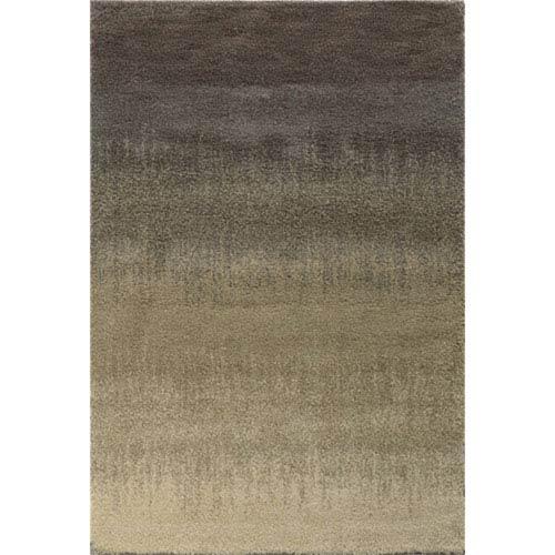 Oriental Weavers Covington Gray and Beige Rectangular: 3 Ft. x 5 Ft. Rug