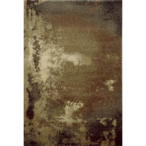 Covington Tan and Gray Rectangular: 10 Ft. x 13 Ft. Rug
