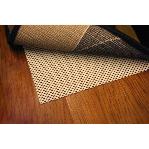 Oriental Weavers Cushioned Rectangular: 5 ft. 5 in. x 7 ft. 1 in. Rug Pad
