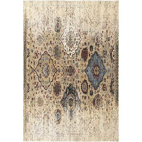 Oriental Weavers Empire Ivory Runner: 2 Ft. 3-Inch x 7 Ft. 6-Inch