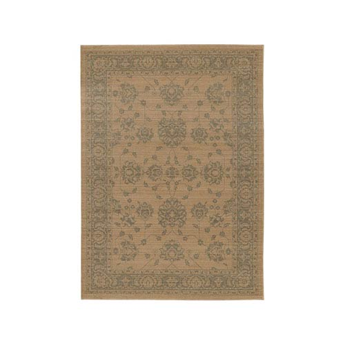 Oriental Weavers Foundry Sand Rectangular: 1 Ft. 10-Inch x 3 Ft. 3-Inch  Rug