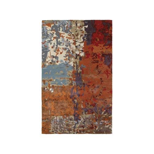 Oriental Weavers Galaxy Multicolor Runner: 2 Ft. 6-Inch x 8 Ft.