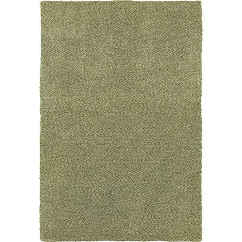 Heavenly Green Rectangular: 3 Ft. x 5 Ft.  Rug