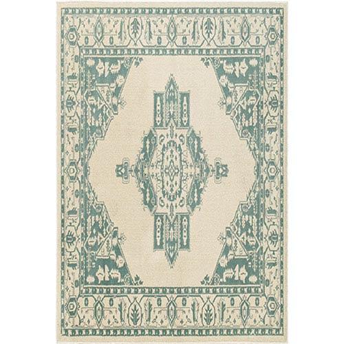 Oriental Weavers Jayden Ivory Runner: 2 Ft. 3-Inch x 7 Ft. 6-Inch