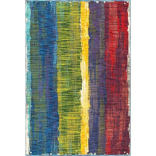 Joli Multicolor Rectangular: 1 Ft. 10-Inch x 3 Ft.  Rug