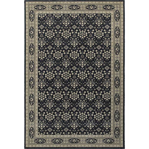 Oriental Weavers Richmond Navy Rectangular: 1 Ft. 10-Inch x 3 Ft.  Rug