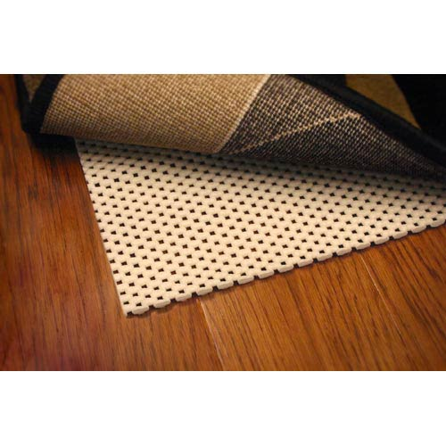 Extra Cushioned Rectangular: 5 ft. 1 in. x 8 ft. 1 in. Rug Pad