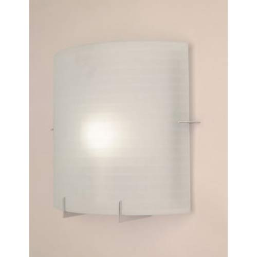 Contempo Polished Chrome Wall Sconce