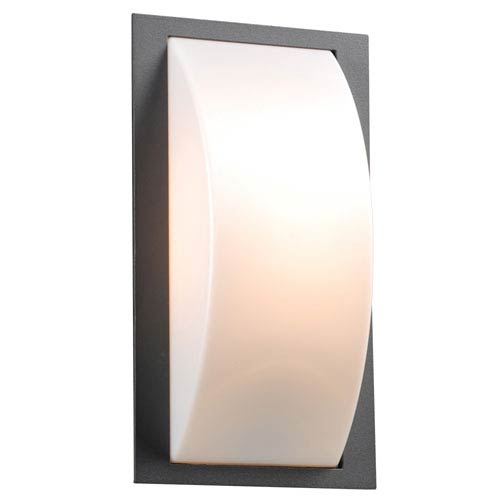 PLC Lighting Breda One-Light Bronze Outdoor Wall Light