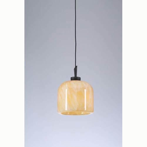 Plc Lighting Cuttle Onyx Mini Pendant