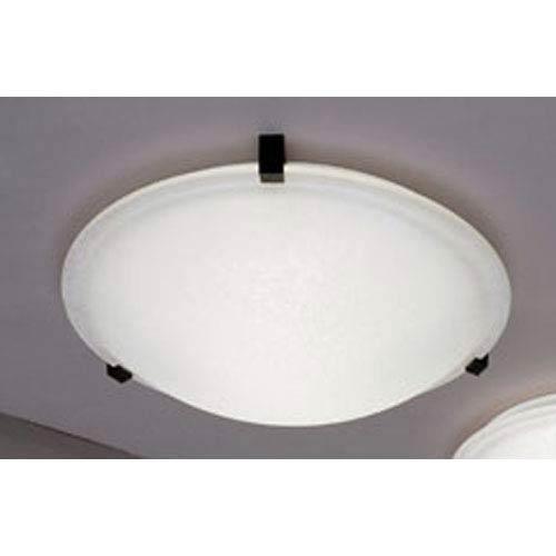 Plc Lighting Nuova Black Extra Large Flush Mount Ceiling Light 3475 ...