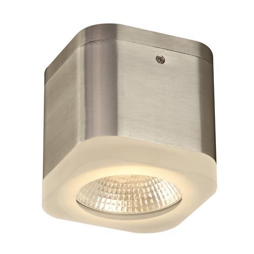 Cubie Bronze Aluminium 5-Inch LED Outdoor Flush Mount