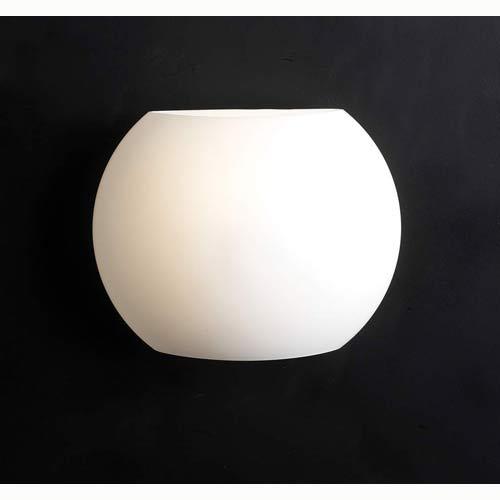 PLC Lighting Corsica Flush Wall Light