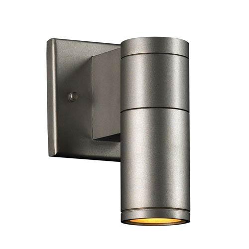 PLC Lighting Troll-I One-Light Aluminum Outdoor Wall Light